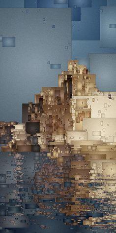 On The Rocks Digital Art by David Hansen