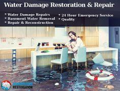 We provide 24/7 #waterdamage restoration and repair in #kansas city. Give us a call at 816-837-0083.