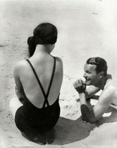 Vogue July 1931, photographer  George Hoyningen-Huene