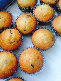 Schnelle Orangen-Schokoladen-Muffins!!! Der Hit bei Kindern und total lecker!!