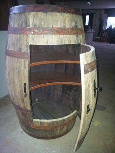 approvisionnement en f t de bois d coration baril vertical barils barils ouvert int gr vin. Black Bedroom Furniture Sets. Home Design Ideas