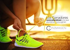 Los Ganadores Arte Motivacional  Clinica Estetica Clinimagen Honduras by HeizelArtz