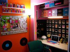 Cute Idea For A Teen Room! by SUZIE Q