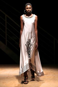 B'zma S/S13 Zimbabwe Fashion Week