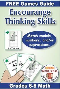 graphic regarding Middle School Math Games Printable named No cost Multi-Sport Math Game titles Marketing consultant for Grades 6-7-8 (English