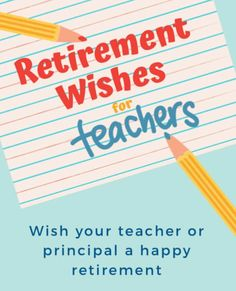 Today is World Teacher's Day! Comment below letting us know an amazing teacher who has made a difference in your life! World Teacher Day, World Teachers, Happy Teachers Day, Education Quotes For Teachers, Teacher Quotes, Quotes For Students, Your Teacher, Retirement Wishes For Teachers, Retirement Quotes