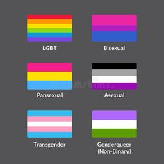 Banderas de LGBT fijadas stock de ilustración Gay Symbols, Transgender Symbol, Relationship Tattoos, Religion, Lgbt Flag, Pansexual Pride, Genderqueer, Lgbt Community, Icon Collection