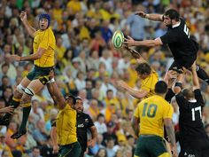 In pics: Australia 18 New Zealand 18