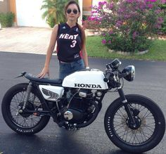 Vintage Honda scramblerYEAH... LIKE THIS TOO. AL