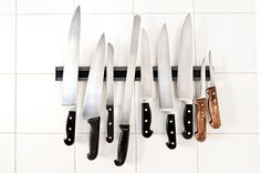Kitchen Knife wall magnet