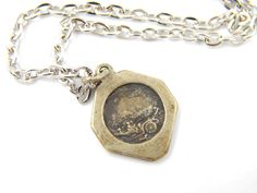 Saint Christopher Necklace - Catholic Medal - Safe Travel Religious Charm - Travel Collectibles - Automobile Pendant Necklace - 14 by AveMariaTreasures on Etsy