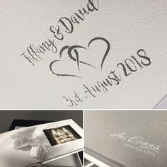 Graphistudio Albums, Place Cards, Container, Place Card Holders