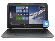 HP Pavilion 15 Inches FHD 1920x1080 Intel Skylake Quad Core i7-6700HQ 2.60GHz 16GB DDR3L 1TB Solid State Drive SSD HD Graphic B&O Play Wins 10 Touchscreen Laptop. 15.6 in Full HD IPS touchscreen (1920 x 1080), 10-finger multi-touch support. 2 USB 3.0 , 1 USB 2.0 , HDMI , Headphone output/Microphone input combo , LAN (10/100). 16GB DDR3L 1600 MHz; 1TB SSD Solid State Drive. Intel Core i7-6700HQ 2.60 GHz with Turbo Boost up to 3.50 GHz. Windows 10 Home, 64-bit ,Bluetooth,DVD+/-RW,802.11ac...