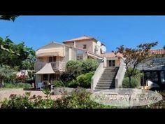 #Minervois-Corbières area: A two and half storey modern villa for sale