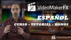 Aquí os traigo un nuevo curso gratuito sobre VideoMakerFx, un programa para realizar vuestro vídeo de forma fácil y con una calidad extraordinaria.   Para más información visitar:  http://www.negocioseninternetrentables.com/videomakerfx-gratis-en-espanol-tutorial-bonos-y-demostracion/