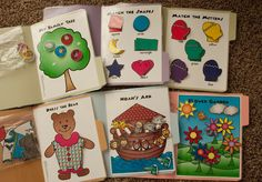 File Folder Games for Kids