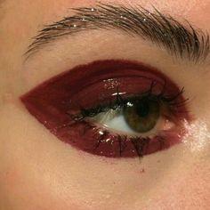 Edgy Makeup, Cute Makeup, Pretty Makeup, Makeup Inspo, Makeup Art, Makeup Inspiration, Makeup Tips, Beauty Makeup, Makeup Looks