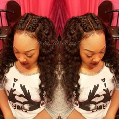 〰 Frontal. Sew In 〰  IG: Shayes_dvine_perfection FB: Shaye Watson-Williams FB: Shayes D'vine Perfection Book online at; ➡Www.styleseat.com/shalandawilliams2