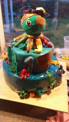 Lamaze toy cake