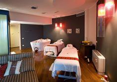 La nostra Extasis Room, la raffinata ed emozionante Spa privata di coppia.  Our Extasis Room, the refined and amazing private Spa for couples.