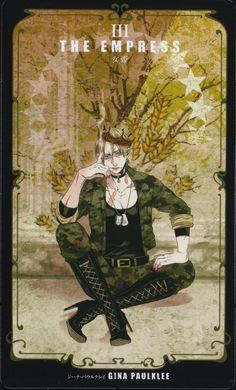 Tags: Official Art, Kohsuke, GANGSTA., Gina Paulklee