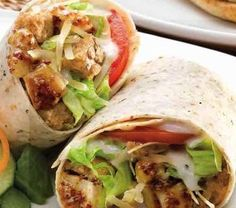 The best wraps, only from #Kauai. #Food