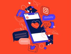 Social Media designed by Taryn Oshiro-Wachi. Connect with them on Dribbble; Simple Illustration, Business Illustration, Character Illustration, Graphic Design Illustration, Digital Illustration, Web Design, Global Design, Print Design, Social Media Design