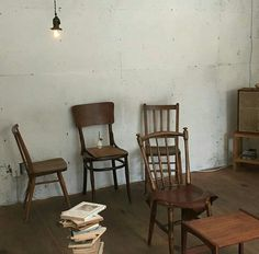 The Book Thief, Palette, Spring Awakening, Hetalia, Dining Chairs, Rustic, The Originals, Interior Design, Retro