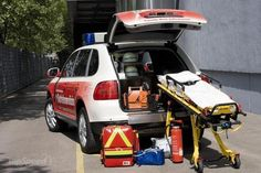 Emergency Vehicle Conversions Options