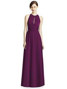 Lela Rose Bridesmaid Style LR235, Fabric: Crinkle chiffon, $USD273 http://www.dessy.com/dresses/bridesmaid/lela-rose-bridesmaid-style-lr235/