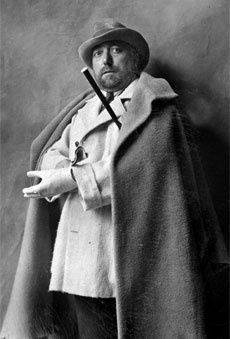 "Paul Poiret, (born April 20, 1879, Paris, France—died April 30, 1944, Paris), French couturier, the most fashionable dress designer of pre-World War I Paris. Poiret was particularly noted for his Neoclassical and Orientalist styles, for advocating the replacement of the corset with the brassiere, and for the introduction of the hobble skirt, a vertical, tight-bottomed style that confined women to mincing steps. ""I freed the bust,"" boasted Poiret, ""and I shackled the legs."""