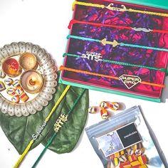 This Raksha Bandhan, gift your brother quirky Modern Rakhis. The Ultimate Rakhi Guide has over 150 rakhis - modern, kids, handcrafted & more. Raksha Bandhan Quotes, Rakhi Design, Rakhi Gifts, Indian Festivals, Purple Velvet, Diy Design, Make Your Own, Fancy, Sister Sister