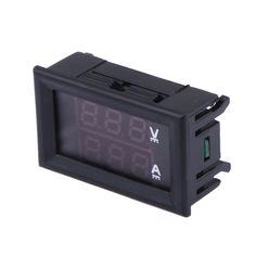 2.55$  Watch here - http://alid0y.shopchina.info/go.php?t=32779177291 - Mini Digital Voltmeter Ammeter Table DC 0-100V 0-10A Current Voltage Meter Gauge Tester  LED Panel Monitor diagnostic-tool 2.55$ #aliexpressideas