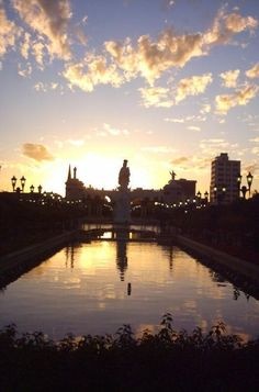 Amanecer #Monumento #Maracaibo
