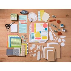 Stampin' Up! EVERYDAY OCCASIONS CARDMAKING KIT - Everything to make 20 cards NEW…