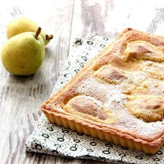Crostata frangipane alle pere #crostata #frangipane #pere #breakfast #cake #vsco #foodstyle #food #cooking #foodstagram #follow #followme #instagood #instalike #instadaily #recipe #italianrecipe #italianfood #ricettedellanonna #good #love #happy #italy #passione #fotooftheday #foodblogger #chef #beautiful #instafollow #vscofood