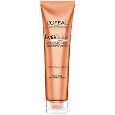 EverSleek Sulfate-Free Smoothing System™ Finishing Crème - Treatments - L'Oreal Paris