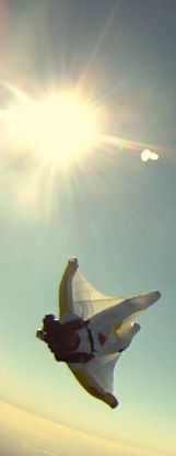 """Clip from the video """"The Experience Freedom Journey"""" #skydiving #wingsuit"""