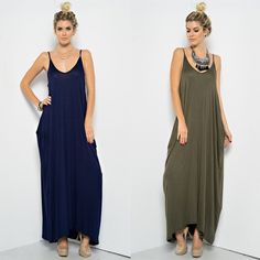 """1DAYSALE """"Moon Palace"""" Loose Harem Maxi Dress Strappy, low back harem maxi dress. Available in NAVY ONLY. This listing is for the NAVY. Brand new. Runs large. NO TRADES. Bare Anthology Dresses Maxi"""