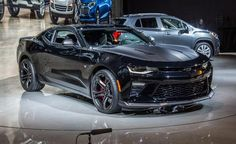 IROCZCAMARO.Com The 2017 Chevy Camaro IROC-Z Is The Most Advanced Muscle Car Ever To Be Built