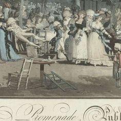 Zien en gezien worden, Philibert-Louis Debucourt, 1792 - Zoeken - Rijksmuseum