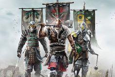 Knights, Vikings or Samurai