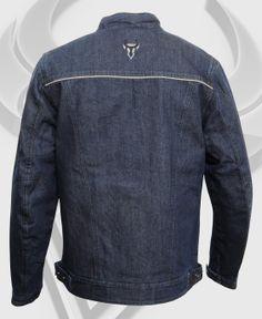 Mens Italian Jacket - Back
