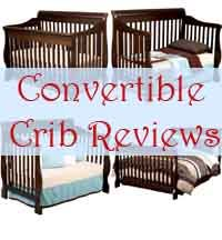 The best 4-in-1 convertible cribs reviewed.