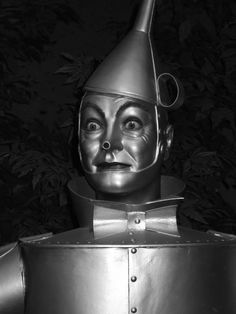 "John Joseph ""Jack"" Haley (August 10, 1898 – June 6, 1979) was an American stage, radio, and film actor best known for his portrayal of the Tin Man in The Wizard of Oz. In the same film, he also played Hickory, one of the three farmhands that Dorothy, in her dream, re-imagines as the Scarecrow, the Tin Man, and the Cowardly Lion, respectively."