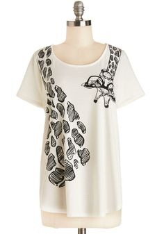 Hanging 'Round Town Tee-can someone just send this to my door with a note? :)