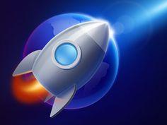 Baidu Mobile Browser Icon by alexanderai