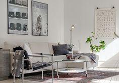 Decora tu casa en blanco y gris con un presupuesto low cost! - Boho Deco Chic