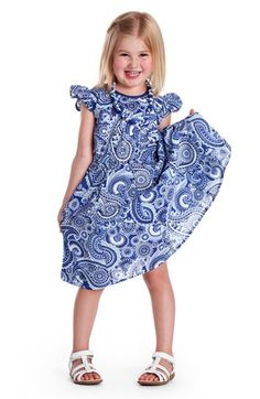 MASALABABY 'Ava' Dress (Toddler Girls, Little Girls & Big Girls) available at #Nordstrom