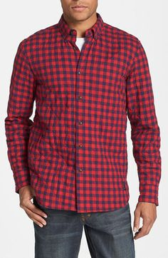 Penfield 'Kemsey' Insulated Plaid Shirt | Nordstrom